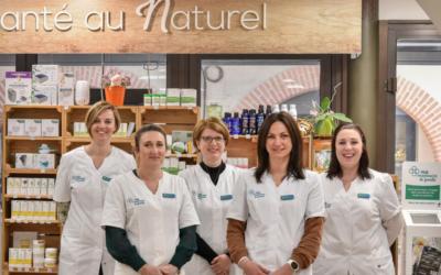 Lisle-sur-Tarn. La pharmacie Jardins de Lisle labellisée